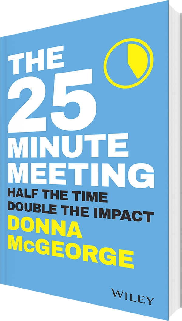 25 Minute Meeting
