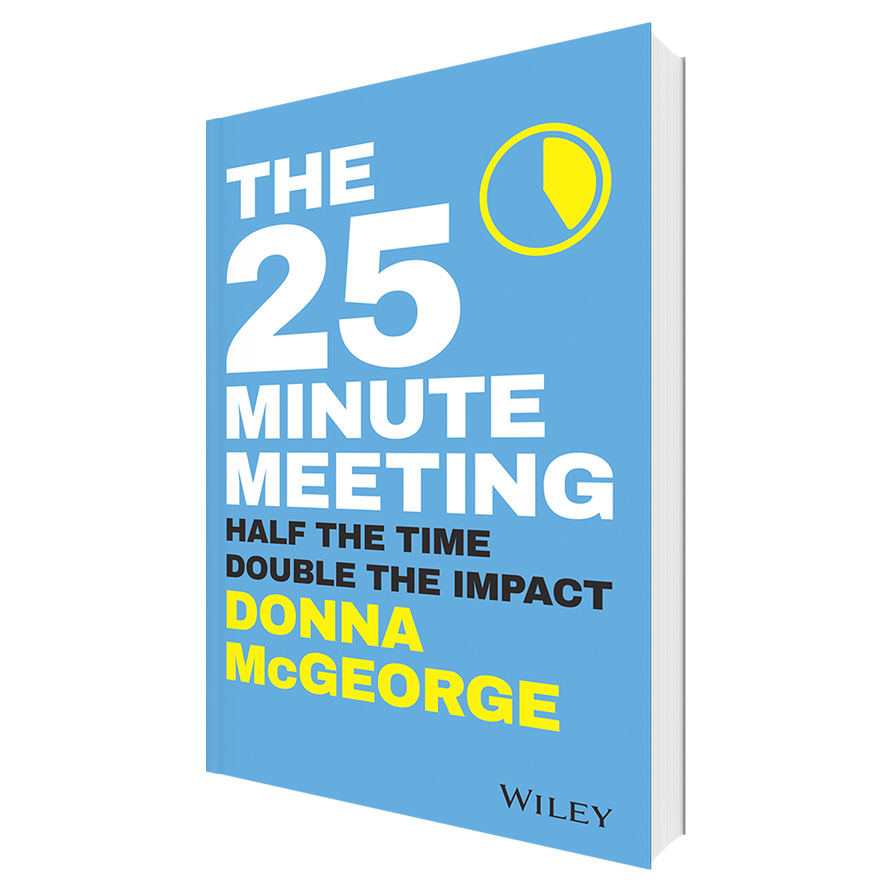 The 25 Minute Meeting Book